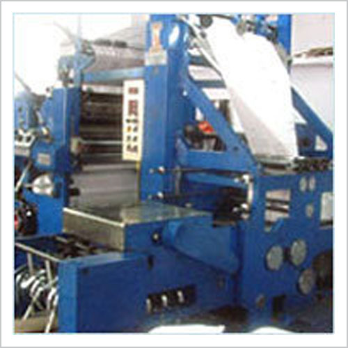 Book Printing Machine Single Color